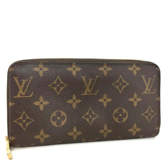 ec6d4d9206c8 Louis Vuitton Handbags - 100% Auth Louis Vuitton Zippy Wallet